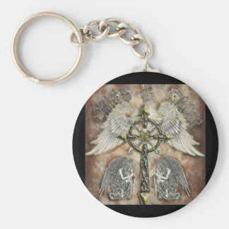 Chaos is Order Variant Keychain