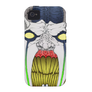 Chaos Of Tomorrow Case-Mate iPhone 4 Cover