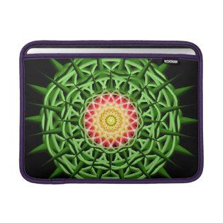 Chaos Orb Mandala MacBook Sleeve