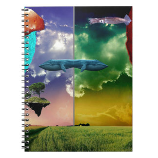Chaos Planet Notebook