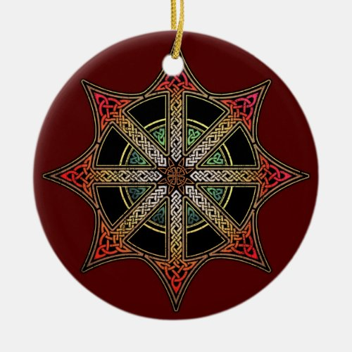 Chaos Star Pendant/Ornament