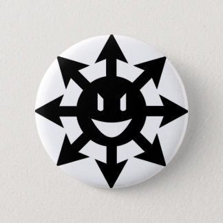 Chaos star smiling button