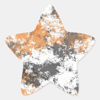 Chaos Star Sticker