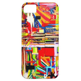 Chaos Structure iPhone SE/5/5s Case