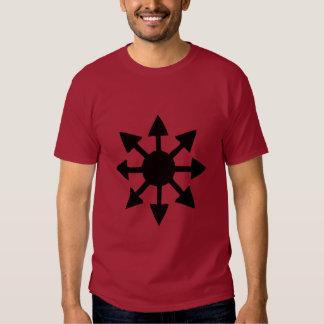 Chaos Symbol Tee Shirt