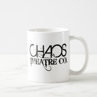 Chaos Theatre Company Products Mugs