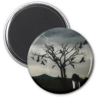 Chaos Theory 2 Inch Round Magnet