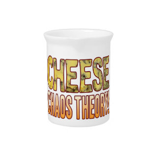 Chaos Theory Blue Cheese Drink Pitcher