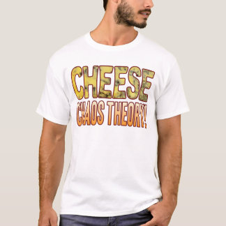 Chaos Theory Blue Cheese T-Shirt