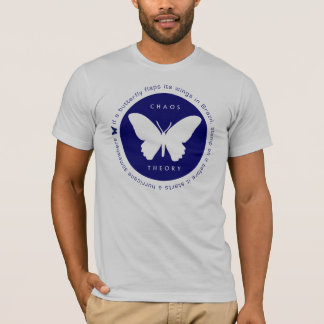 Chaos Theory (Blue) T-Shirt