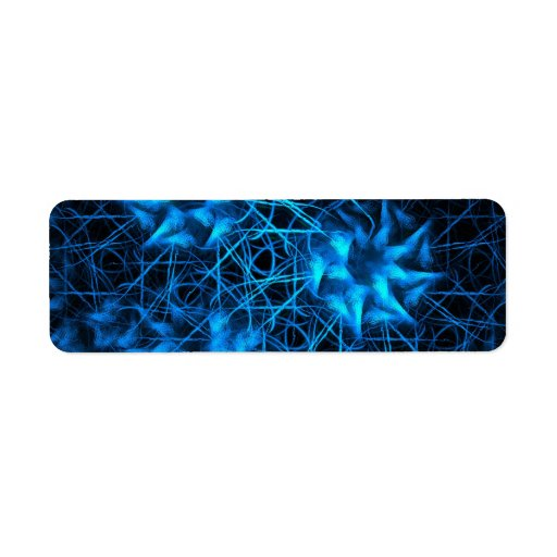 Chaos Theory  Fractal  30 Address Labels