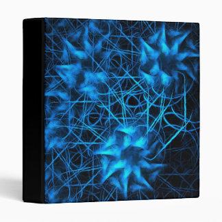 Chaos Theory Fractal 3-Ring Binder