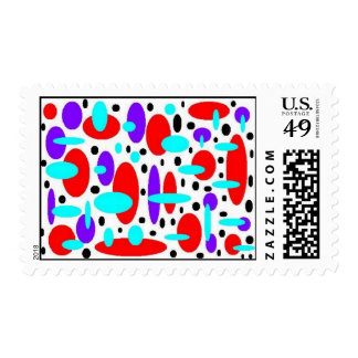 Chaos Theory Postage