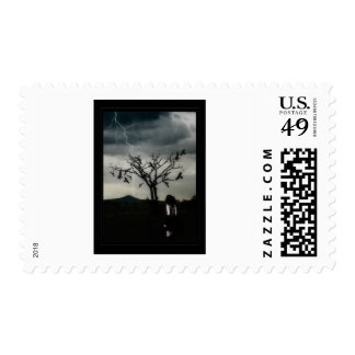 Chaos Theory Stamp
