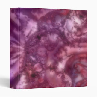 Chaos Tie-Dyed Binder