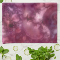 Chaos Tie-Dyed Kitchen Towel