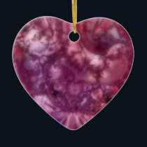 Chaos Tie-Dyed Ornament