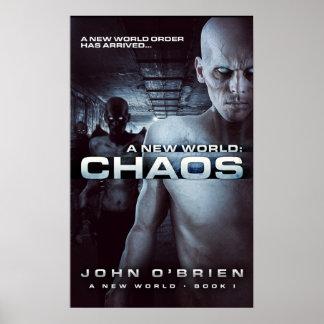 Chaos Wall Poster