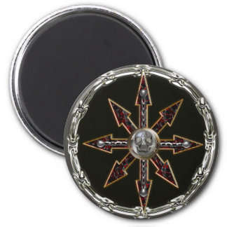 chaos wheel 2 inch round magnet