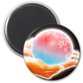 ChaosBall Gear 2 Inch Round Magnet