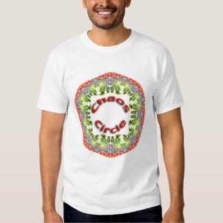 ChaosCircleRed Tee Shirt