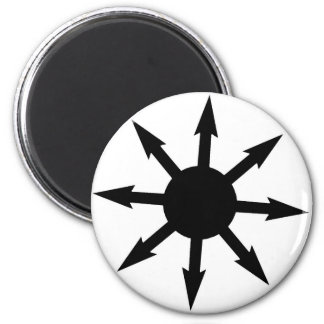 Chaosphere 2 Inch Round Magnet