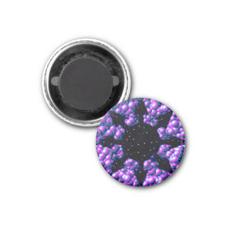 Chaosphere in spheres 1 inch round magnet