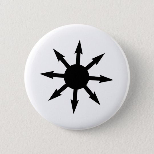 Chaosphere Pinback Button