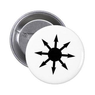 Chaosphere Pinback Button