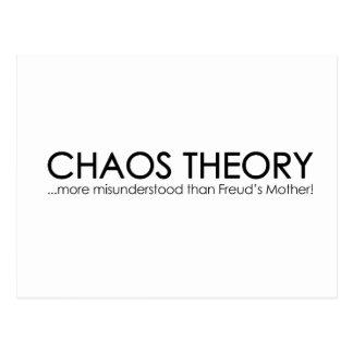 ChaosTheory Postcards