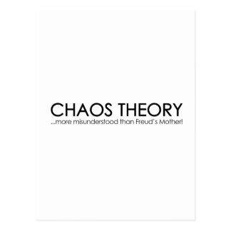 ChaosTheory Postales