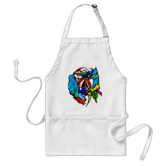 Chaotic Adult Apron