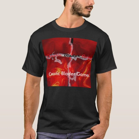 Chaotic Blader Games T-Shirt