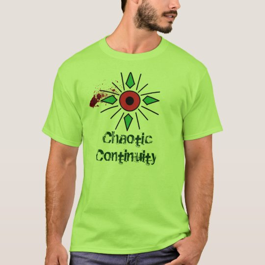 Chaotic Continuity T-Shirt