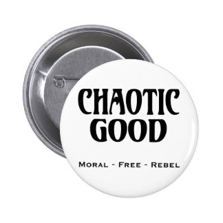 """Chaotic Good"" Button"