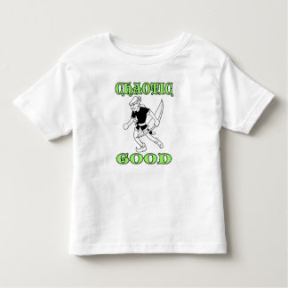 Chaotic Good Toddler T-shirt