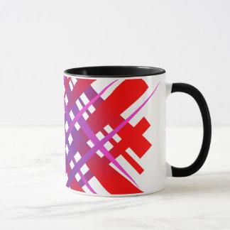 Chaotic Hash Tag Mug