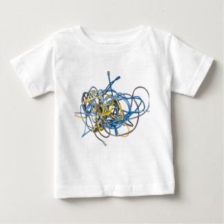 Chaotic network baby T-Shirt