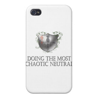 Chaotic Neutral iPhone 4/4S Case