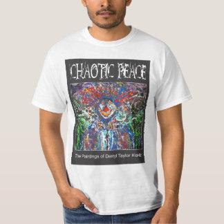 Chaotic Peace Tee Shirt