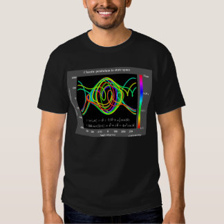 Chaotic Pendulum in State Space (Gamma=1.2) T Shirt