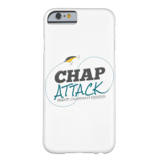 Chap Attack with Fishing Lure - Brent Chapman Barely There iPhone 6 Case