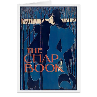 Chap Book notecard Stationery Note Card