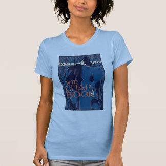 Chap Book W's pale blue T-Shirt