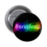Chapa Barcelona Gay (Button Barcelona Gay) Pin Redondo 5 Cm