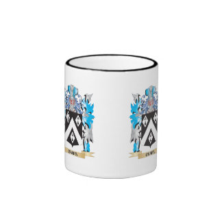 Chapa Coat of Arms - Family Crest Mugs