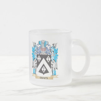 Chapa Coat of Arms - Family Crest Coffee Mugs