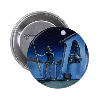 Chapa del botón de DON QUIJOTE Pin