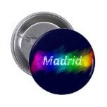 Chapa Madrid Gay (Button Madrid Gay) Pin Redondo 5 Cm