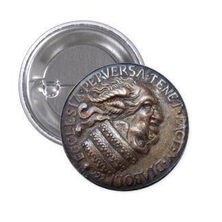 Chapa Medalla Diabolica Iglesia Perversa Pin Redondo De 1 Pulgada